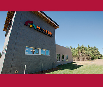 Members Cooperative Credit Union - Sandstone Office - Sandstone MN
